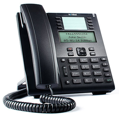 Used Mitel 6865 24 Line SIP Phone