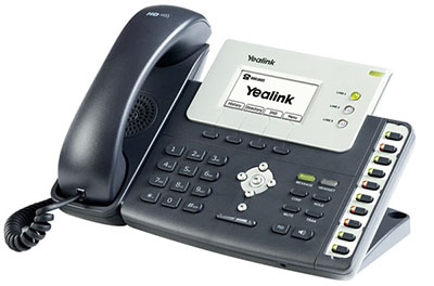 Used Yealink SIP-T26P